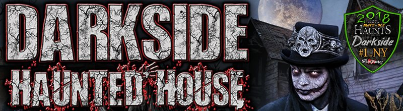 darkside haunted house in wading river ny queens haunted houses. Black Bedroom Furniture Sets. Home Design Ideas