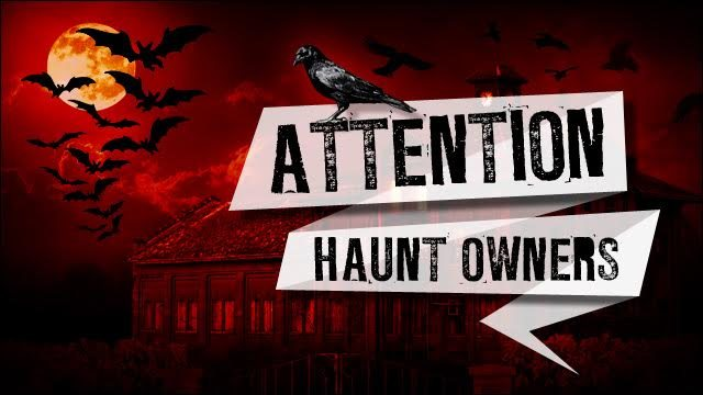 Attention Queens Haunt Owners